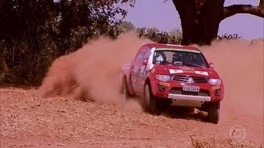 Mitsubishi Cup: veja como foi a primeira etapa - Destaques da primeira etapa do rali de velocidade.