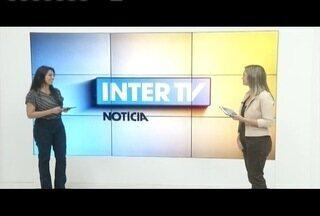 Patrícia Belo, repórter do G1 dos Vales de Minas Gerais, traz os destaques do portal - Jornalista passa a participar ao vivo do telejornal.