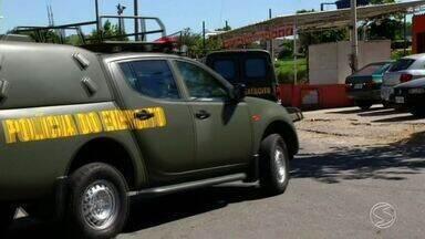 Soldados que abandonaram Exército no período militar são procurados no Sul do Rio - Operação para cumprir mandados de prisão contra eles, aconteceu no bairro Vila Americana, em Volta Redonda, e no distrito da Califórnia, em Barra do Piraí.