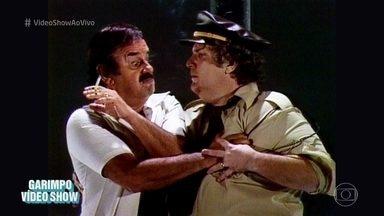 Relembre o guarda Geleia de Jô Soares - Personagem fez sucesso no humorístico Viva o Gordo em 1981