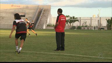 Campinense treina no Amigão e vai colocar time misto para enfrentar o Cruzeiro - Confira como anda os preparos do time de Campina Grande para o jogo no Estádio Amigão, em Campina Grande.