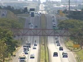 Polícia Rodoviária realizada a Operação Tiradentes nas estradas da região - Ação começou nesta quarta-feira (20).