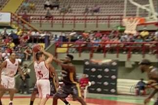 Mogi Basquete procura se recuperar após derrota desta terça (19) - Jogo de três será disputado nesta quinta (21) em Fortaleza às 16h.
