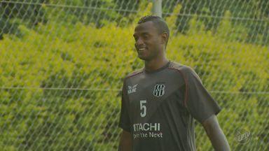 Após quatro anos Renê Júnior está de volta a Ponte Preta - Nesse tempo muita coisa mudou na vida do atleta, tanto na vida pessoal quanto profissional.