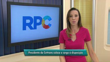 Presidente da Cettrans coloca cargo à disposição - A decisão foi anunciada depois que Paulo Gorski prestou depoimento à polícia federal que investiga fraudes em licitações da prefeitura de Foz do Iguaçu.