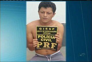Suspeito de matar guarda municipal no CE, homem é preso no Maranhão - Homem estava escondido em Açailândia, no Maranhão.