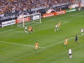 Corintianos comemoram a goleada do timão - João Paulo Tílio comenta sobre a partida.