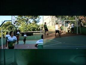 Atletas da Unesp se preparam para campeonato - Eles viajarão para Brasília (DF) para competir.