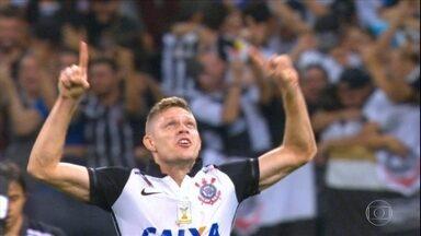 Time reserva do Corinthians goleia o Cobresal com direito a golaços de Marlone e Romero - Time reserva do Corinthians goleia o Cobresal com direito a golaços de Marlone e Romero