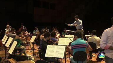 Orquestra Sinfônica de Sergipe faz homenagem à Inconfidência Mineira - Orquestra Sinfônica de Sergipe faz homenagem à Inconfidência Mineira