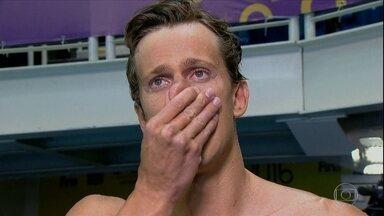 César Cielo não consegue vaga para os Jogos do Rio - César Cielo não consegue vaga para os Jogos do Rio