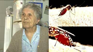 Família inteira tem Chikungunya em Campina Grande, PB - Após vários dias doentes, eles estão preocupados com as outras doenças que o mosquito pode transmitir.