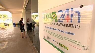 Unidade de saúde tem 3 pacientes com suspeita de H1N1, em Goiânia - Goiás registra 69 casos confirmados da doença e 10 mortes.