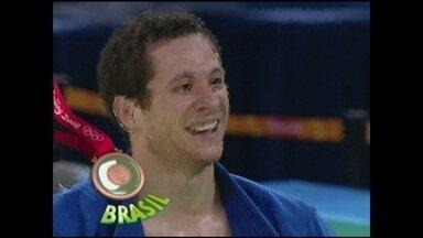 Pílulas Olímpicas: Tiago Camilo leva medalha de bronze no judô nas Olimpíadas de 2008 - Pílulas Olímpicas: Tiago Camilo leva medalha de bronze no judô nas Olimpíadas de 2008
