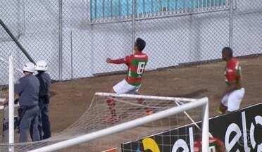 Parnahyba perde por 1 a 0 para a Portuguesa e é eliminado da Copa do Brasil 2016 - Parnahyba perde por 1 a 0 para a Portuguesa e é eliminado da Copa do Brasil 2016