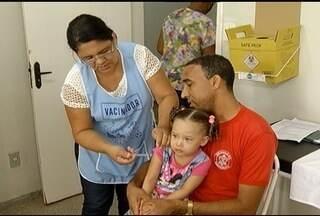 """Vacinação contra a gripe H1N1 é antecipada em Montes Claros - Dia """"D"""" contra a gripe acontece no próximo sábado (30)."""