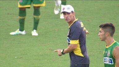 Técnicos dos finalistas do Campeonato Carioca precisam pensar na na Copa do Brasil - Técnicos dos finalistas do Campeonato Carioca precisam pensar na na Copa do Brasil