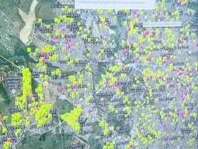Moradores podem consultar irregularidades em terrenos pela internet - Prefeitura de Pres. Prudente disponibilizou a ferramenta no site.
