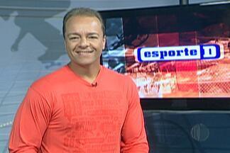 Íntegra Esporte D - 27/04/2016 - Nesta terça-feira, o programa exibiu a skatista Letícia Gonçalves, que treina em Mogi das Cruzes e já possui títulos em sua carreira, e o início da venda de ingressos para o primeiro jogo entre Mogi e Flamengo.