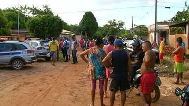 Detento é morto a tiros no bairro Santarenzinho em Santarém, PA - Crime ocorreu por volta de 7h30 desta quarta-feira (27). Detento cumpria pena no regime semiaberto.