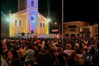Para evitar a gripe H1N1, diocese do Sertão de PE muda rito das missas - Medidas foram adotadas pela Diocese de Salgueiro, em Pernambuco.