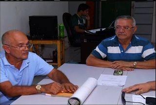 Icasa tem nova direção e clube já recebe cobrança da torcida - Icasa tem nova direção e clube já recebe cobrança da torcida