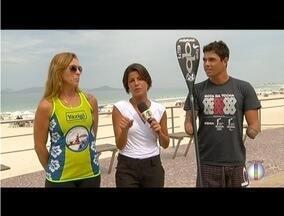 Representantes do interior do Rio falam da expectativa de conduzir a Tocha Olímpica - Veja o cronograma da passagem da tocha no interior do Rio.