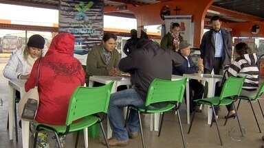 Vagas de trabalho são oferecidas dentro dos terminais de ônibus de Campo Grande - Vagas de trabalho são oferecidas dentro dos terminais de ônibus de Campo Grande