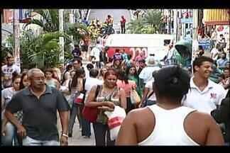 Comerciantes estimam potencializar vendas com Dia das Mães em Uberaba - Expectativa é que a média de presentes na cidade não passe dos R$ 120. Reportagem é de Gabriela Almeida.