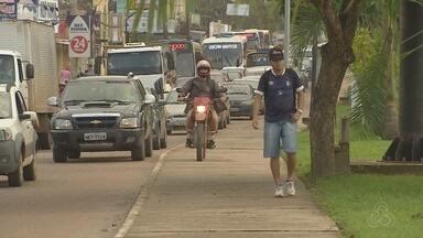 Em Macapá, trafegar em horários de pico na Zona Norte está pior a cada dia - Em Macapá, trafegar em horários de pico na Zona Norte está pior a cada dia