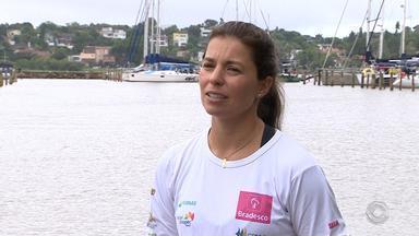 Atletas gaúchos se preparam para as Olimpíadas no Rio - Os jogos começam daqui a 100 dias.