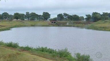 MPF investiga possível desvio de dinheiro público em Jaú - O Ministério Público Federal está investigando se houve desvio de dinheiro público na obra de revitalização do Lago do Silvério, em Jaú.