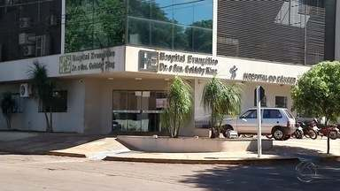 Hospital do Câncer de Dourados está cancelando sessões de quimioterapia - Segundo o hospital, faltam medicamentos para as sessões de quimioterapia.