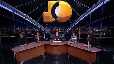 Programa do Jô - Programa de quarta-feira, dia 27/04/2016, na íntegra - Jô Soares e as Meninas do Jô analisam os últimos acontecimentos da política brasileira
