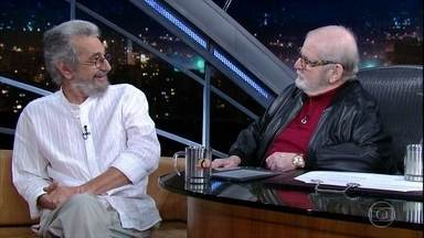 Jô Soares entrevista Claudio Weber Abramo - O jornalista é diretor da ONG Transparência Brasil, cujo objetivo é combater a corrupção e fiscalizar a conduta de parlamentares