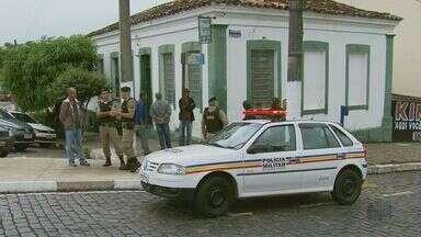 Suspeito de matar dona de pensão em Guaxupé (MG) é preso no interior de São Paulo - Suspeito de matar dona de pensão em Guaxupé (MG) é preso no interior de São Paulo
