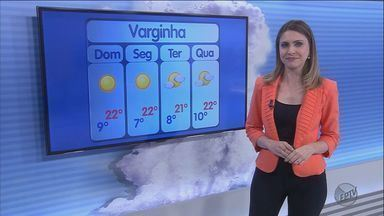 Confira a previsão do tempo para este sábado (30) no Sul de Minas - Confira a previsão do tempo para este sábado (30) no Sul de Minas