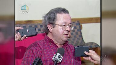 Memória MGTV: relembre a história do cineasta Humberto Mauro - Ator, escritor e roteirista nasceu em Volta Grande e completaria 119 anos neste sábado (30).
