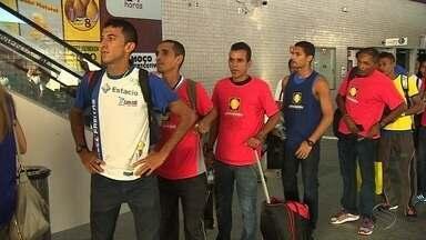 Atletas sergipanos disputam Corrida do BOPE no Rio de Janeiro - Atletas sergipanos disputam Corrida do BOPE no Rio de Janeiro