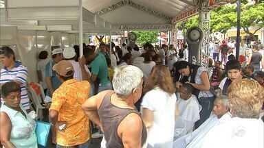 Prestação de serviços na Praça do Ferreira neste sábado - Prestação de serviços na Praça do Ferreira neste sábado