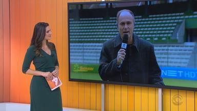 Veja os preparativos para o jogo de Inter e Juventude pelo Gauchão - Assista ao vídeo.