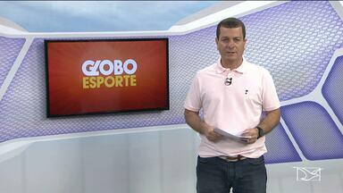 Assista a íntegra do Globo Esporte MA, 30-04-2016 - Assista a íntegra do Globo Esporte MA, 30-04-2016.