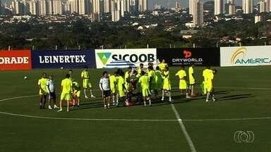 Goiás entra pressionado na final do Campeonato Goiano - Após eliminação na Copa do Brasil, Verdão tem missão de derrotar o Anápolis na decisão.