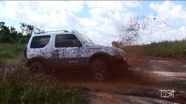 Começa a segunda edição do Rally Maranhão 4X4, em São Luís - Começa a segunda edição do Rally Maranhão 4X4, em São Luís.