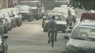 Capivari vai multar quem andar de bicicleta na contramão - Decreta coloca novas regras para o uso do veículo na cidade.