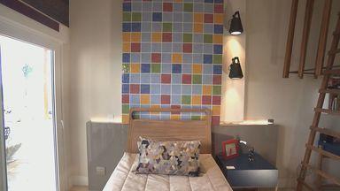 'Casa Prática': Arquiteta ensina como manter quarto das crianças limpo e seguro - A série de hoje dá dicas de como realizar o planejamento na hora de montar um quarto de criança.