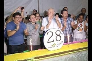 Parauapebas completa 28 anos de fundação - Programação cultural marcou comemoração na cidade.
