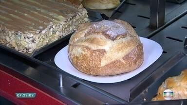 Variação do preço do pão em Belo Horizonte ultrapassa 200% - Levantamento foi feito em 24 padarias e maior variação é do preço do pão doce.