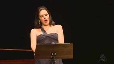 Festival de Ópera apresenta recital baseado na obra de Shakespeare, em Manaus - Programação iniciou a segunda semana.