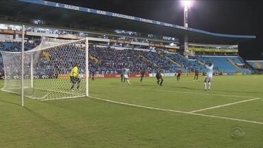 Três times catarinenses entram em campo nesta quarta (11) pela Copa do Brasil - Três times catarinenses entram em campo nesta quarta (11) pela Copa do Brasil